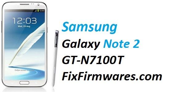 GT-N7100T