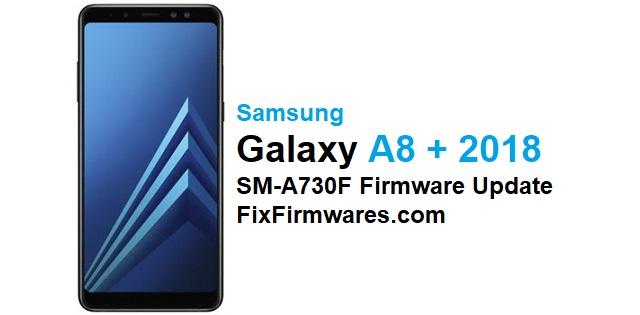SM-A730F Firmware Update