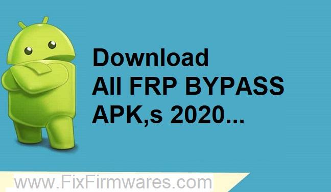 FRP Downloads. FRP Bypass APK list