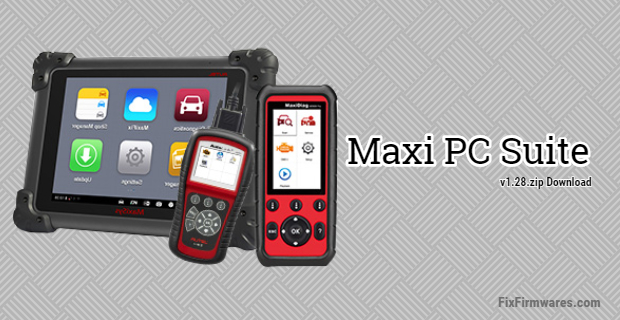 Maxi PC Suite v1.28