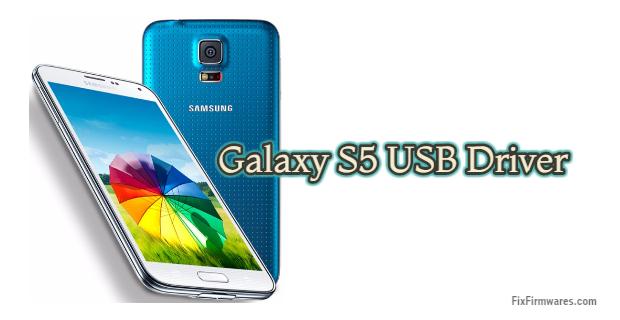 Galaxy S5 USB Driver