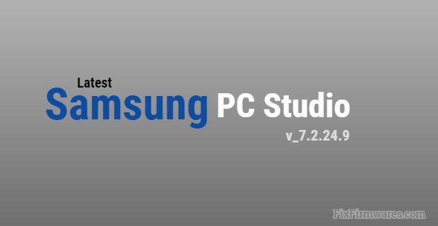 Samsung Studio v_7.2.24.9