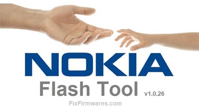 Nokia Flash Tool v1.0.26
