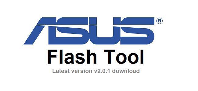 Asus Flash Tool .v2.0.1 download