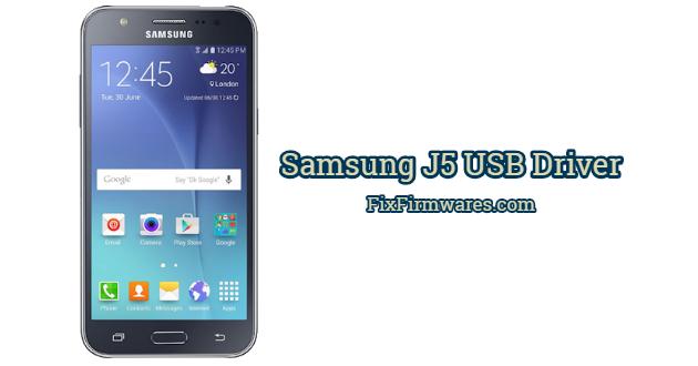 Samsung j5 Drivers