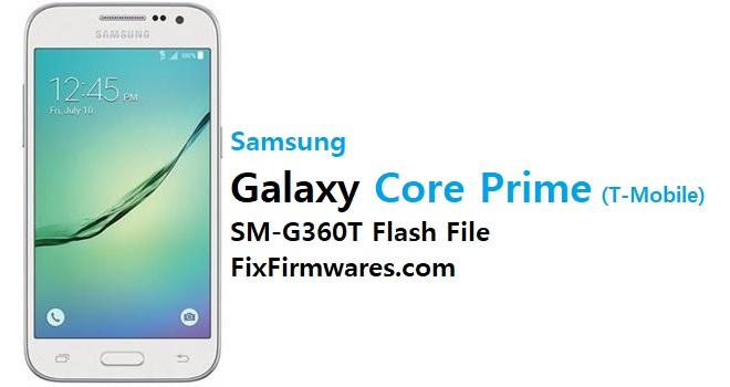 Sam G360T Core Prime firmware.