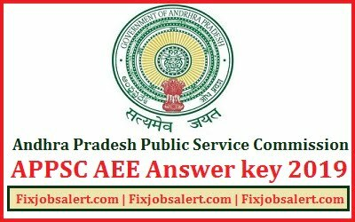 APPSC AEE Answer Key 2019, 17th Feb AP Asst Executive Engineer Paper Solution, Cut Off