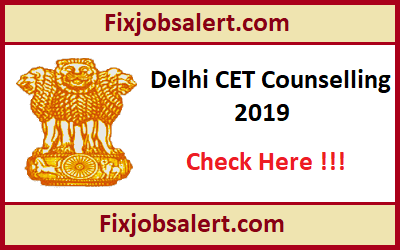 Delhi CET 2019 Polytechnic Counselling 1st, 2nd, 3rd, 4th Round Seat Allotment Result