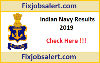 Indian Navy Tradesman Mate Results 2019 @ indiannavy.nic.in Results Date
