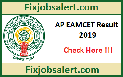 AP EAMCET Result 2019 Declared Today on 1 May Download Rank Card @ sche.ap.gov.in