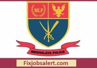 Meghalaya Police Vacancy 2019 Apply Online 1015 Constable, SI, Commandos Post