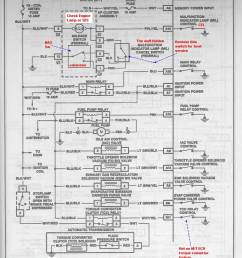 what you need to make engine run the basic schematics page 8v engine diagram [ 769 x 1024 Pixel ]