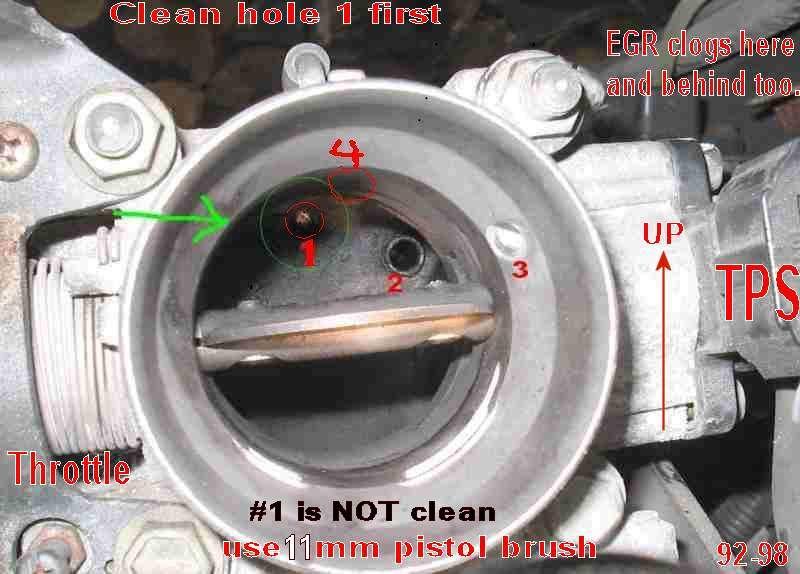 1997 Jeep Grand Cherokee Exhaust System Diagram Egr Repair Methods