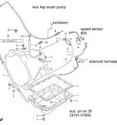 wiring diagram 4l60e automatic transmission part [ 981 x 823 Pixel ]