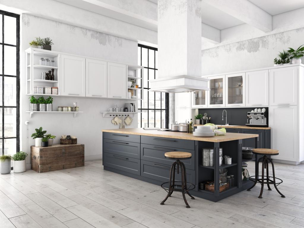 9 pomysw jak urzdzi kuchni w stylu skandynawskim