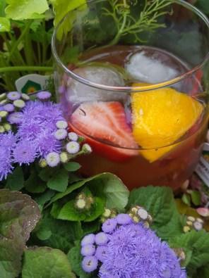 herbed sangria