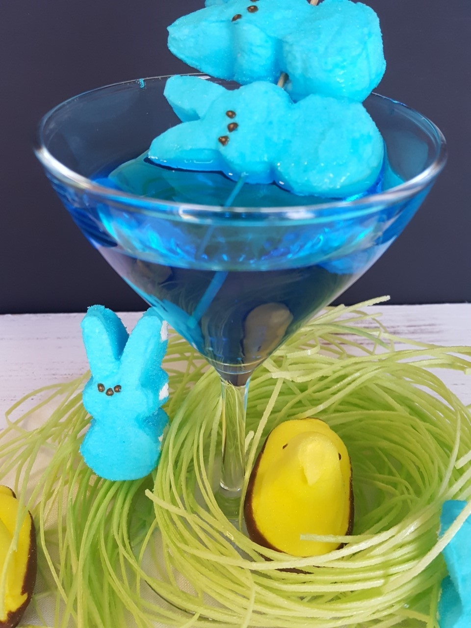Le Peep Easter Cocktail