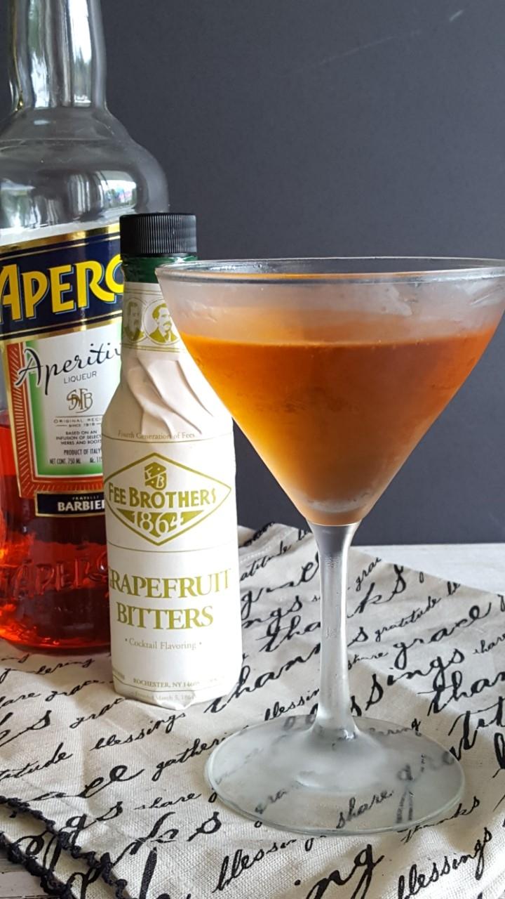 coastal martini