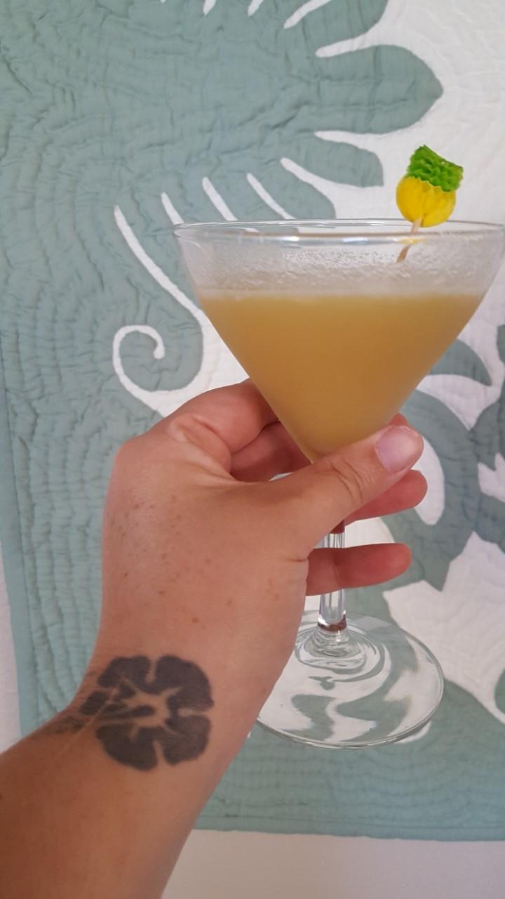 Pineapple Rum Piña Colada