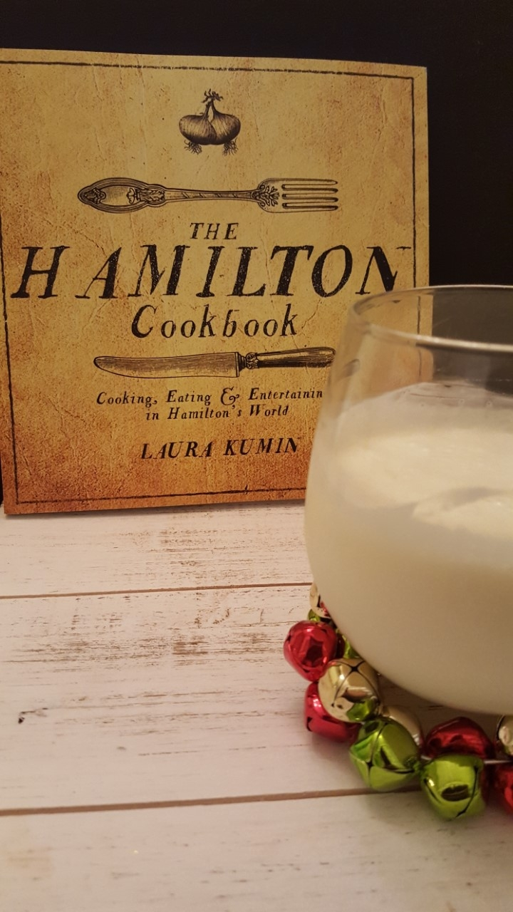 lemon syllabub with book