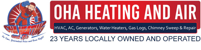 HVAC, Water Heaters, Generators, Humidifiers, Dehumidifiers and more