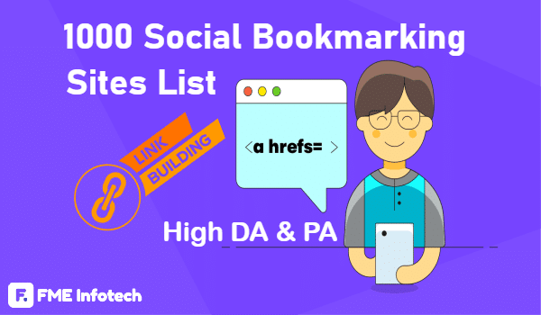1000 Social Bookmarking Sites List