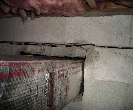 Foundation Cracks – Understanding Good & Bad Foundation Cracks