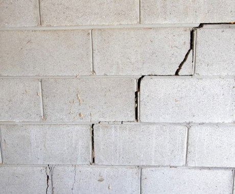 Are Foundation Cracks Harbingers of Bad News?