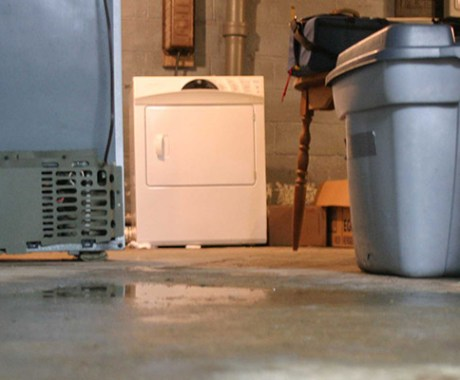 Venting Your Basement Washing Machine and Dryer