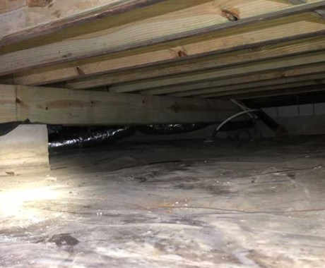 Discover What the Cold Weather Does to Your Crawl Space