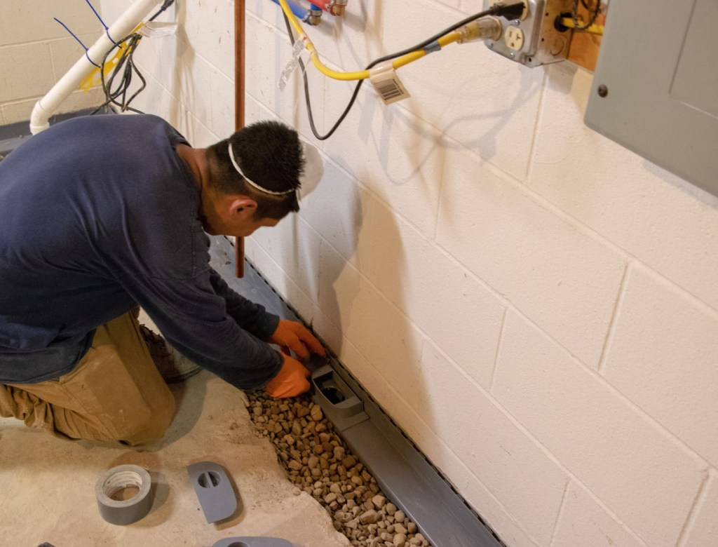 protect home from leaks