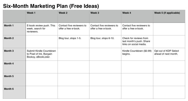 Filled Plan 3