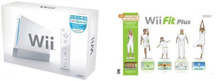 wii, wii fit plus giveaway