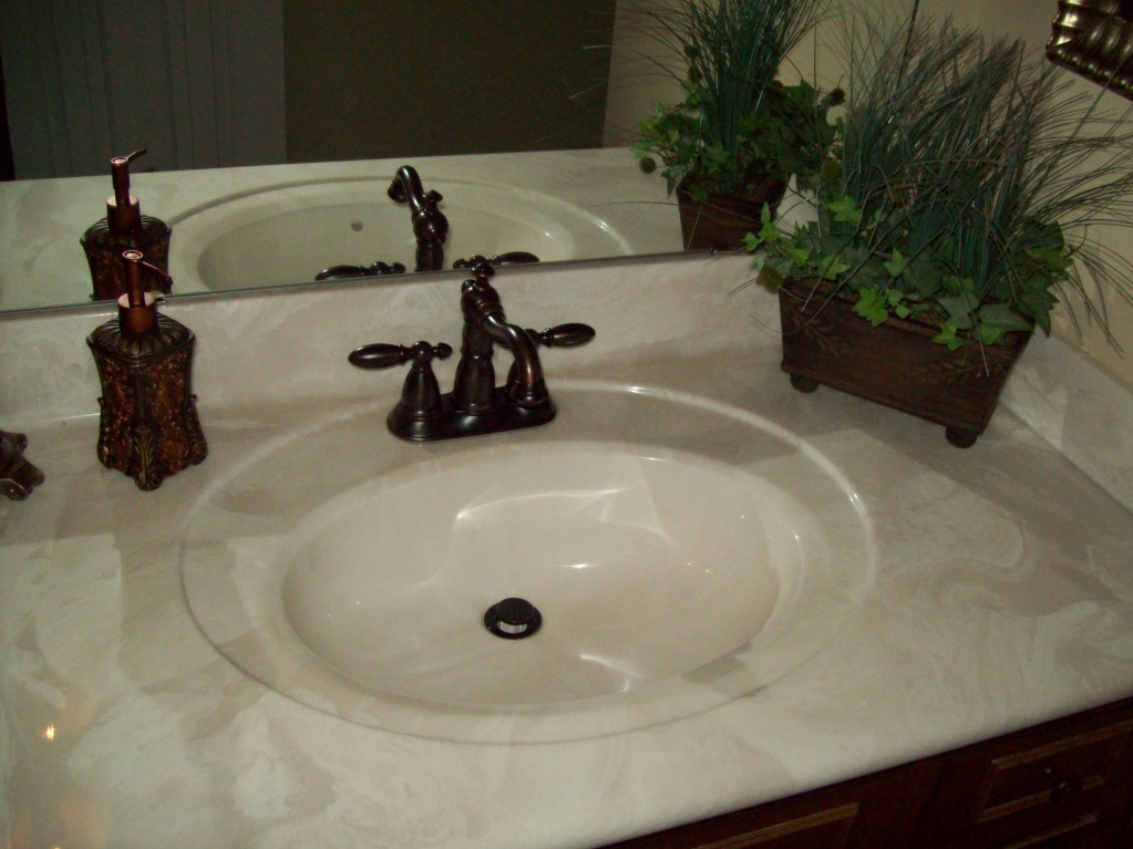 Cultured marble An Affordable Way to Upgrade  Visual