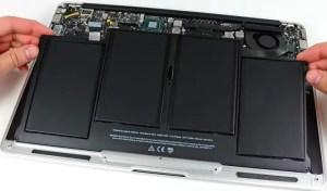Troca de Bateria de MacBook