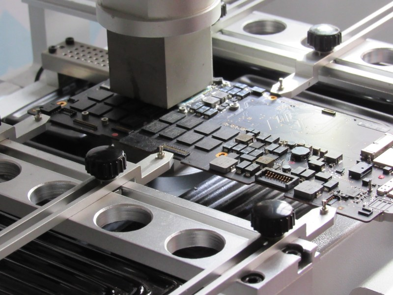 Reparo de MacBook Retina