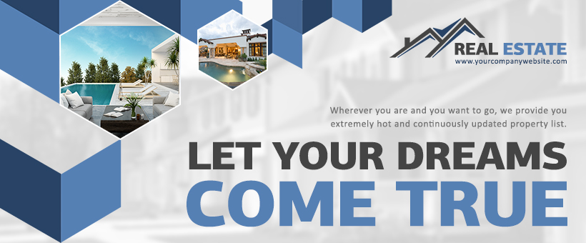 Real Estate Cover Photos Templates  25 Free Facebook Real Estate Cover Photos