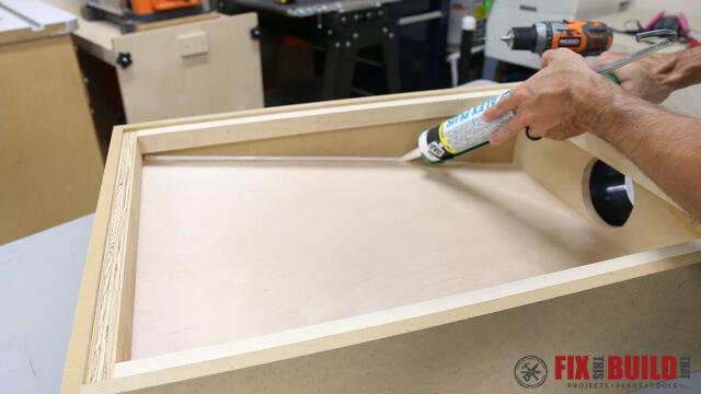 Diy Downdraft Table Plans