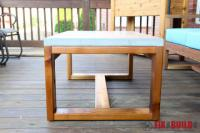 DIY Concrete Top Outdoor Coffee Table | FixThisBuildThat