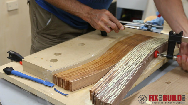 Bent Wood Lamination Projects