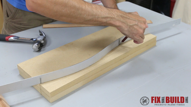 Bent Wood Lamination