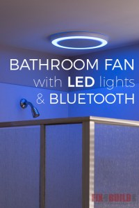 How to Install a Bathroom Fan with Bluetooth Speakers ...
