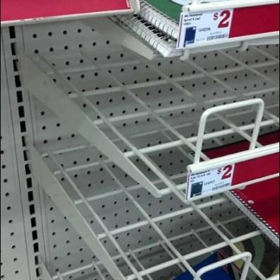 Grid Open Wire Shelf Main