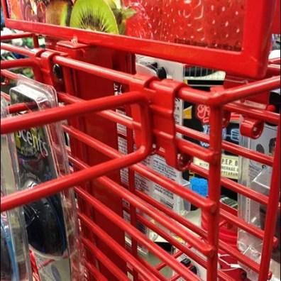 Red Grid Hook Ensemble 4