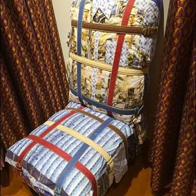 Robert Graham Fitting Room Upholstry Aux