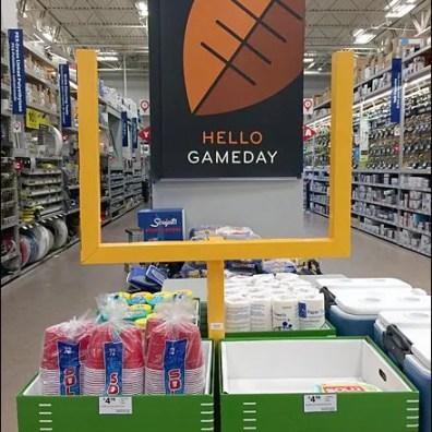Hello Gameday Sale Goal 2