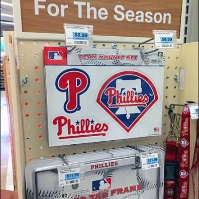 Phillies Baseball PowerWing
