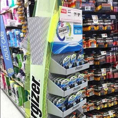 Energizer Swoosh Battery POP 2