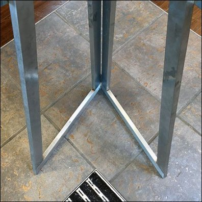 Doorbusters Sign Hinged Tripod 1