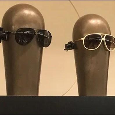 Ray Ban Alien Headforms 3